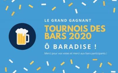Tournois des Bars 2020