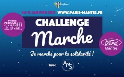 Challenge Marche : Je marche pour la solidarité !