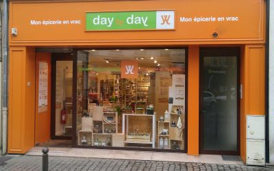 Mantes-la-Jolie : Le magasin 100% vrac Day by Day