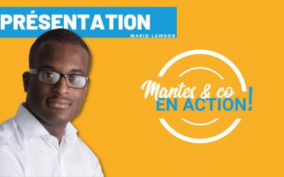 Lancement du podcast : Mantes & co en action !