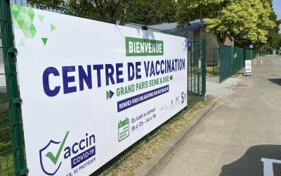 Le vaccinodrome de Mantes -la-Jolie !